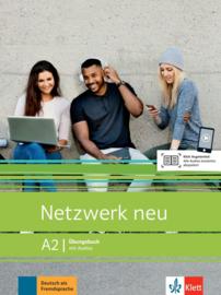 Netzwerk neu A2 Oefenboek met Audios
