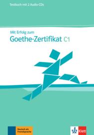 Mit Erfolg zum Goethe-Zertifikat C1 Testbuch + 2 Audio-CDs