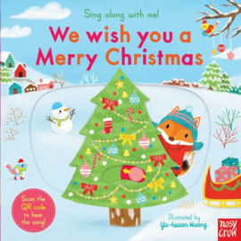Sing Along With Me! We Wish You a Merry Christmas (Novelty Book – Reissue)