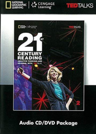 21st Century Reading Level 2 Audio Cd/dvd Package