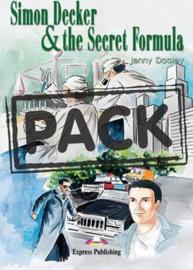 Simon Decker & The Secret Formula Set (with Activity & Cd)
