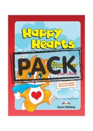 Happy Hearts Starter Teacher's Mini Pack (dvd Pal)