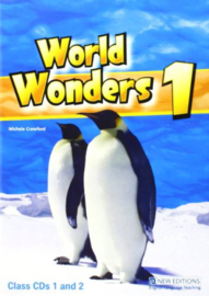 World Wonders 1 Class Audio Cd (2x)