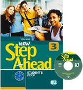 New Step Ahead 3 Student's Book + Cd Rom