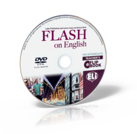 Flash On English Pre-intermediate - Class Digital Book - Dvd