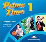 Prime Time 1 Student Cd's (set Of 2) International