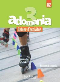 Adomania 3 A2 - Cahier d'activités