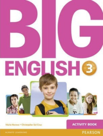 Big English Level 3 Werkboek (Activity Book)