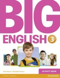 Big English Level 3 Werkboek (Activity Book)
