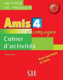 Amis et compagnie - Niveau 4 - Cahier dactivités