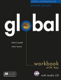 Upper Intermediate Workbook with key + CD Pack