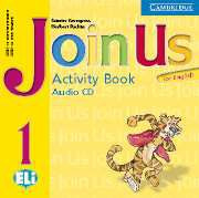 Join Us for English Level1 Activity Book Audio CD