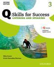 Q Skills For Success Level 3 Listening & Speaking Student Book With Iq Online