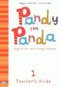 Pandy The Panda 1 Teacher's Guide + Class Audio Cd