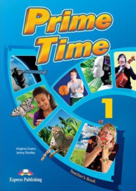 Prime Time 1 Teacher's Book (international)