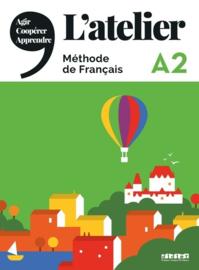 L'atelier A2 - Méthode de français