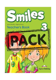 Smiles 3 Teacher's (with Let's Celebrate & Posters) (international)
