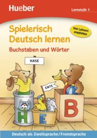 Buchstaben en Wörter Buch