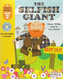 The Selfish Giant Student's Book (with Cd-rom)