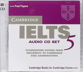 Cambridge IELTS 5 Audio CDs (2)