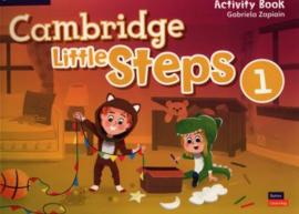 Cambridge Little Steps Level 1 Activity Book