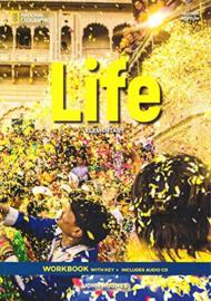 Life Elementary Workbook + Key + Audio Cd 2e