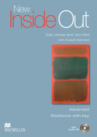 Inside Out New Advanced  Workbook (With Key) & Audio CD Pack