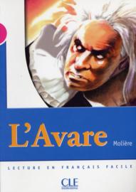 LAvare - Niveau 3 - Lecture Mise en scène - Livre