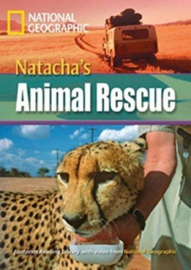 Footprint Reading Library 3000: Natacha's Animal Rescue Book With Multi-rom (x1)