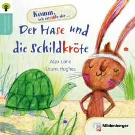 Der Hase en die Schildkröte Leseheft