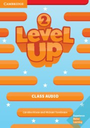 Level Up Level2 Class Audio CDs