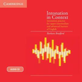 Intonation in Context Audio CD