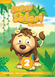 Super Safari British English Level2 Big Book
