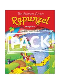 Rapunzel Pupil's Book With Cross-platform Application