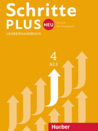 Schritte plus Neu 4 Lerarenboek