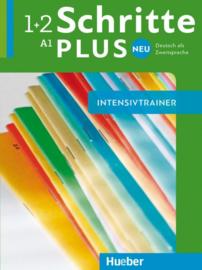 Schritte plus Neu 1+2 Intensieve Trainer met Audio-CD
