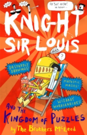 Knight Sir Louis and the Kingdom of Puzzles