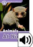 Oxford Read And Discover Level 4 Animals At Night Audio