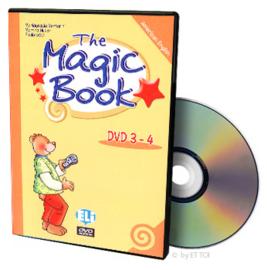 The Magic Book 3-4 Dvd