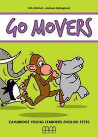 Go Movers Students Book Revised 2018
