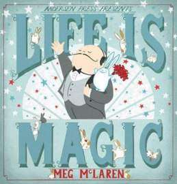 Life is Magic (Meg McLaren) Hardback