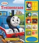 Treinenrace (Hardback)