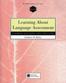Methodology: Learning About Language Assessment