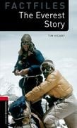 Oxford Bookworms Library Factfiles Level 3: The Everest Story Audio Pack