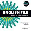 English File Advanced Class Audio Cds