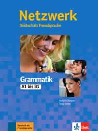 Netzwerk Grammatik A1-B1 Übungsbuch