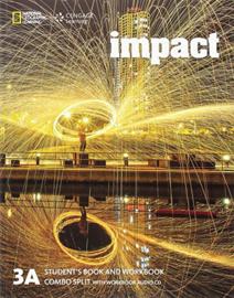 Impact 3 Student Book + Workbook Combo Split A