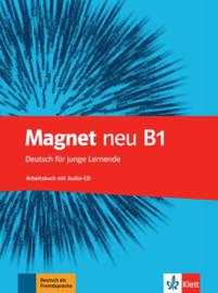 Magnet neu B1 Werkboek met Audio-CD