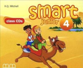 Smart Junior 4 Class Cd