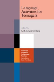 Language Activities for Teenagers Paperback